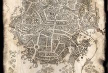 Old&Fantasy Maps