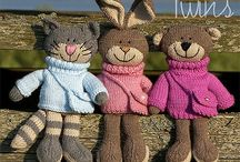 knitted critters & creatures
