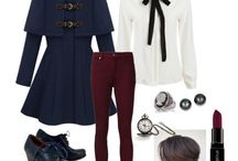 Fashion: casual steampunk