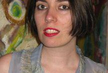 Ana Clara Diquattro Artista Plástica Pintora Poeta