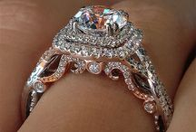 Dream rings / Engagement rings, Wedding rings