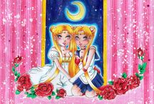 Sailor Moon Fanarts / Meine Sailor Moon Fanarts