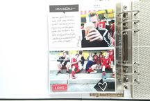 krodesigns - Week In the Life 2016 / Finished Pages of Week in the Life 2016, Ali Edwards Products