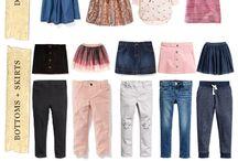 Girls essentials
