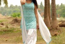 salwar kameez and dress