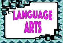 Language Arts / Ideas for teaching the language arts - writing, reading, grammar, spelling, comprehension, etc.