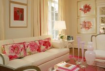 Tickled Pink / The many shades of pink in interiors, furniture, accessories and more.