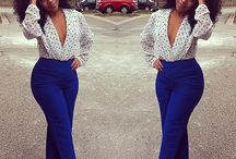 Thick Girl Fashion / by Chiquita Blissett