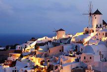 Santorini / destinatia ideala de vara