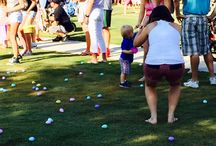 Easter at MiraBay / Easter Festivities-Egg Hunt, Petting Zoo, Bounce Castle, and Brunch