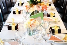 Chic Baby Showers / Ideas and photos are Chic Baby shower ideas