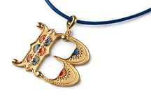 Pendenti e collane / Indossa simboli e colori del Mediterraneo