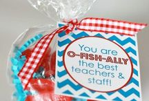 Teacher Appreciation Week / by Shannon Hodge-Hagen