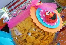 Sesame Street Party / by Lori Mittan