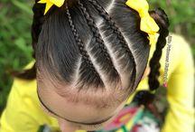 Lereko & Mafusi hairstyle