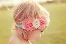 Baby Girl Headbands / by The Bump