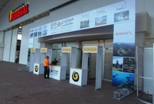CATM 2014 - Preparativos / Preparativos para la Feria Centroamericana de Turismo
