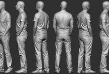 3D scan