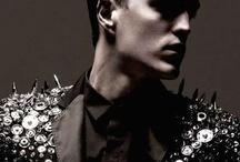 Embellished Menswear