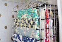 Organized Crafty Spaces
