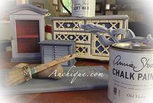 Old Violet Chalk Paint™ / Chalk Paint™ by Annie Sloan