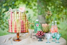 Food Presentation Inspiration / by Michelle Wright Events