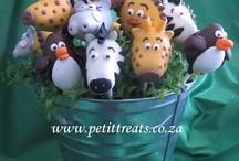 Madagascar themed birthday party