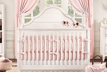 Baby Girl Nursery / by Michelle Brown