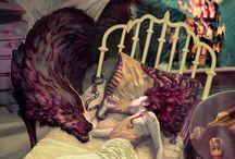 Fantasy / by Sonny Roket