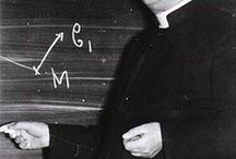 Fr. Georges Lemaitre / priest and scientist