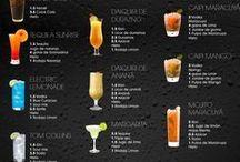 cocteles con alcohol