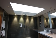 Rooflights - Bathroom / A rooflight is a great way to bring light into your bathroom.