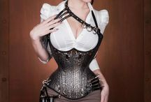 Steampunk Corsets / From the extreme to the bizarre