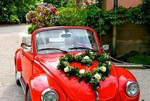 Wedding - Planer, Teil 2, das Hochzeitsauto, ®™