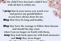 prayer for my grandchildren