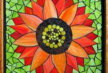 Flor Mosaico