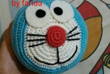 pattern doraemon's head