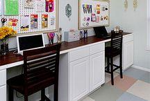 Home - Craft Room / Craft room ideas