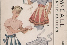 Aprons for Utility or Fun / by Rita Holcomb