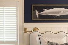 home decor lets get nauti(cal) / For my love of all things nautical