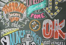 Chalkboard (wall)