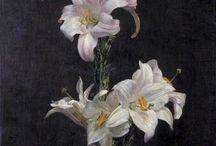 Flower Power Paintings