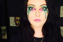 Makeup / Study diploma of makeup at the Academy of Design