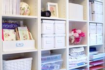 Beautiful Organized Spaces