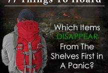 Emergency preparedness / by Jessica Bowling