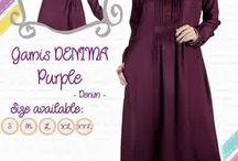 Clover Clothing Blus & Gamis / Berisi kumpulan koleksi Clover Clothing Blus & Gamis