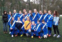 MTK HUNGARY U15 Girls Soccer Team / Girls soccer