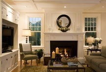 family room / by Beth Madill