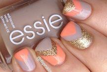 Nails - glitter