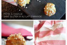 recettes avec et sans gluten